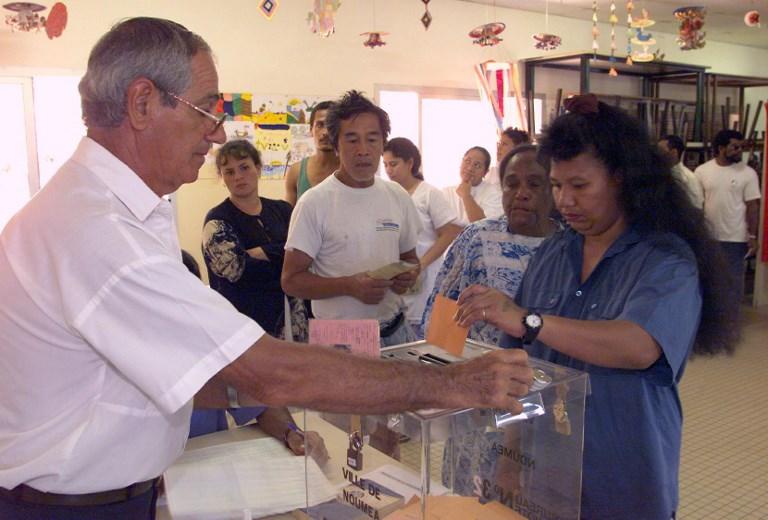 Nelle-Calédonie: une charte sur les valeurs en gestation avant le référendum