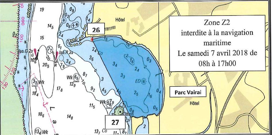 Air France Paddle Festival : La navigation réglementée le 7 avril