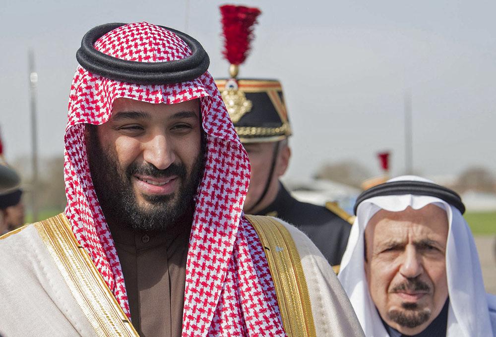 A Paris, visite à haute teneur diplomatique pour le prince héritier saoudien
