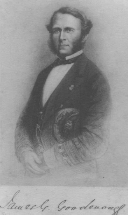 Un portrait de James Goodenough, mort trop tôt, à 45 ans, alors que sa carrière était exemplaire.