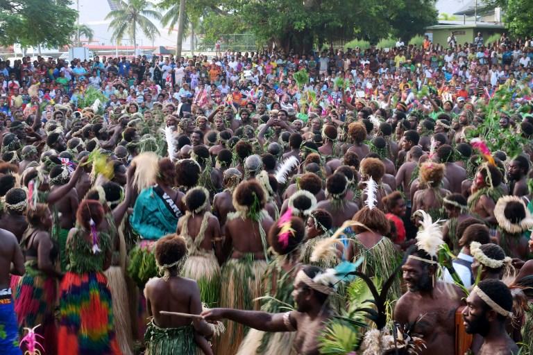 La Chine et le Vanuatu démentent tout projet de base militaire