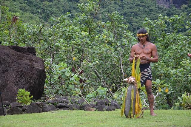 Le Tere Nā Uta est l'occasion pour les habitants de Tahiti de redécouvrir la vallée de la Papeno'o.