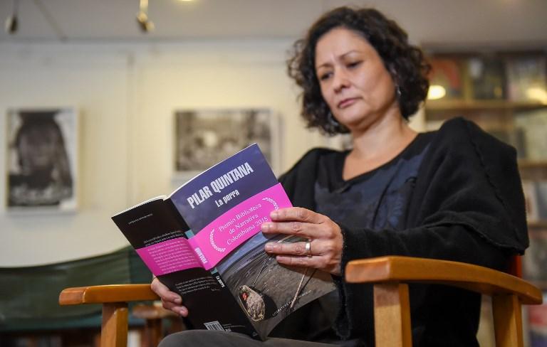 Colombie: le retour de l'auteure Pilar Quintana, rescapée d'un enfer conjugal