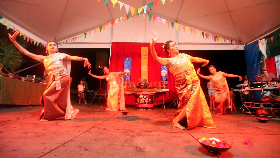 La communauté thaï entre dans une nouvelle année