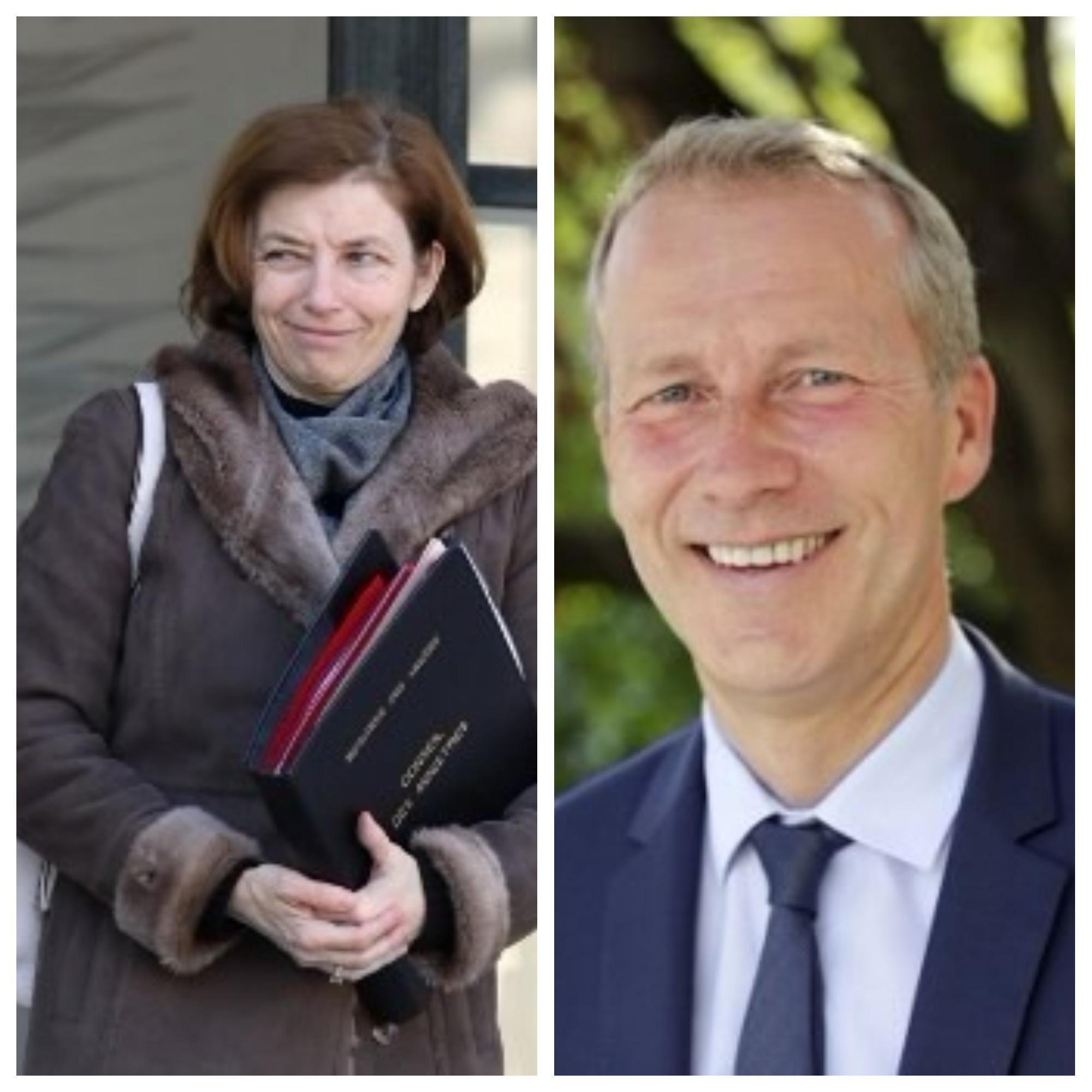 Florence Parly, ministre des Armées, a répondu au député Guillaume Garot.