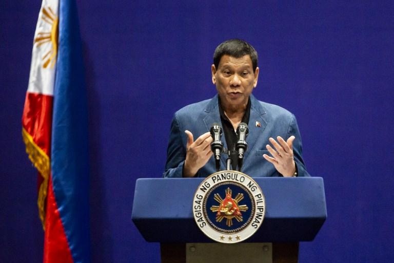 Philippines: le président Duterte menace d'arrêter la procureure de la CPI