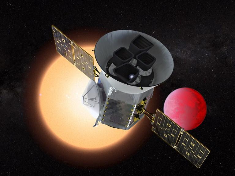 La Nasa lance son nouveau chasseur de planètes potentiellement habitables
