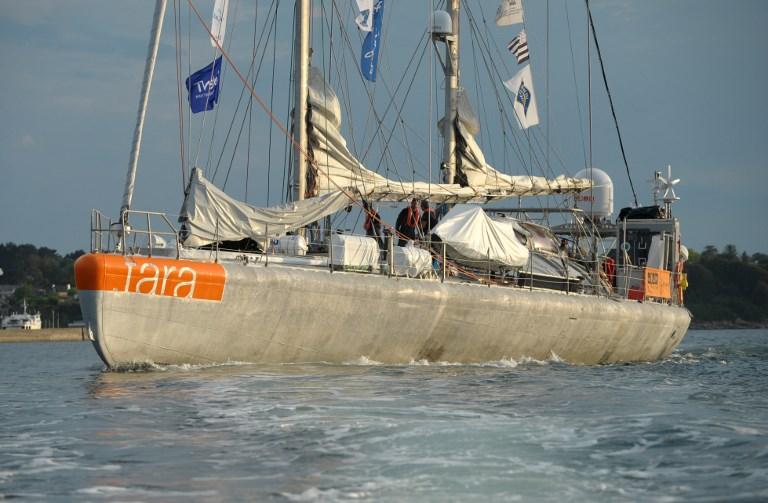 Tara met l'océan à contribution pour financer ses recherches