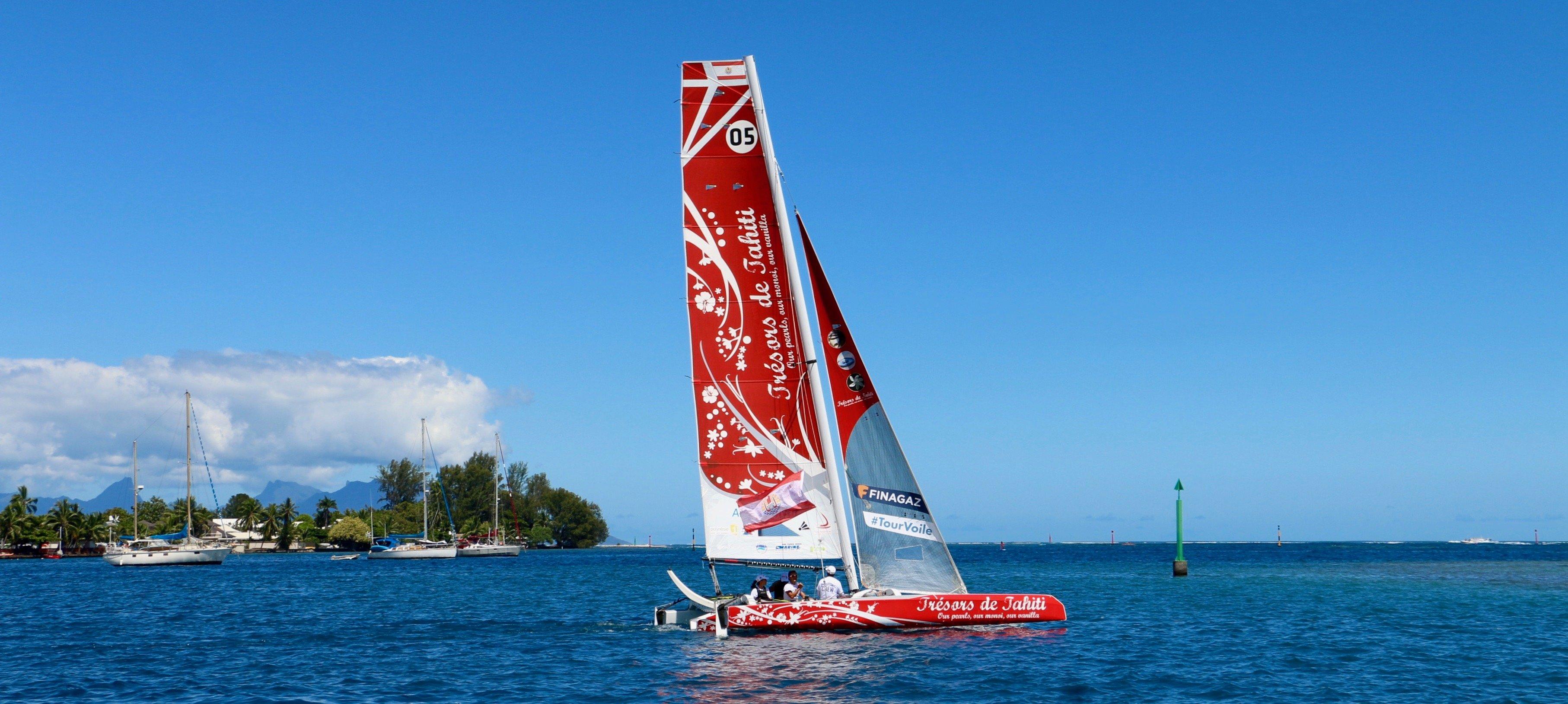 Le World Diam Tour se terminera à Tahiti
