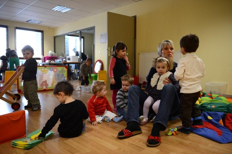 """Handicap: des crèches """"sans barrières"""" pour accueillir tous les enfants"""