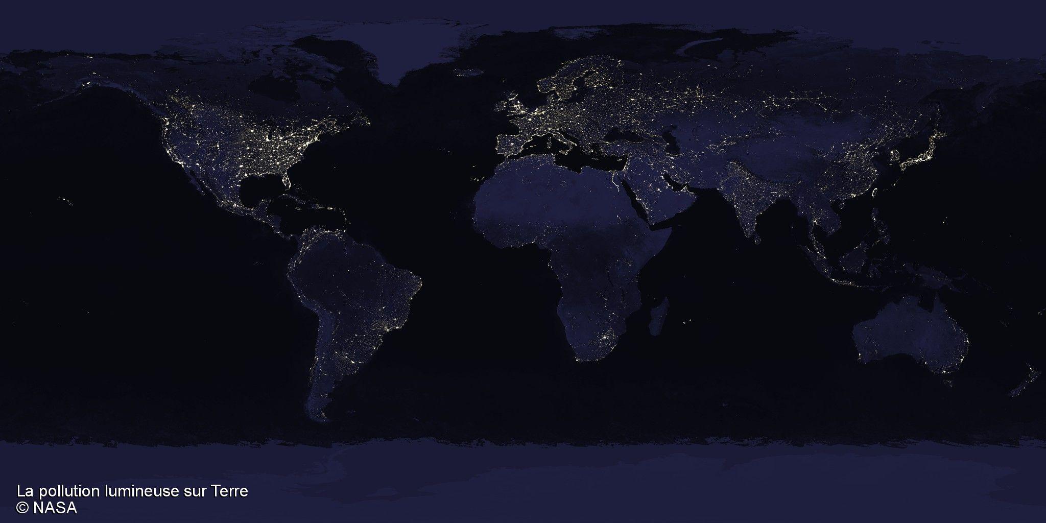 Journal des enfants : Pollution lumineuse, une pollution mal connue