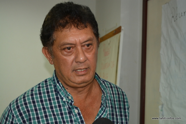 Jean-Paul Urima prend les rênes de la CSTP-FO par interim