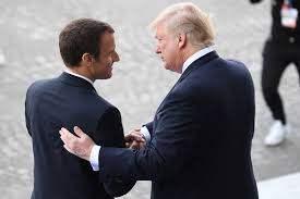 Macron aux Etats-Unis pour une visite pleine d'incertitudes
