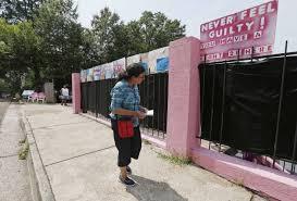 Dans le Mississippi, une seule clinique pratique encore l'avortement