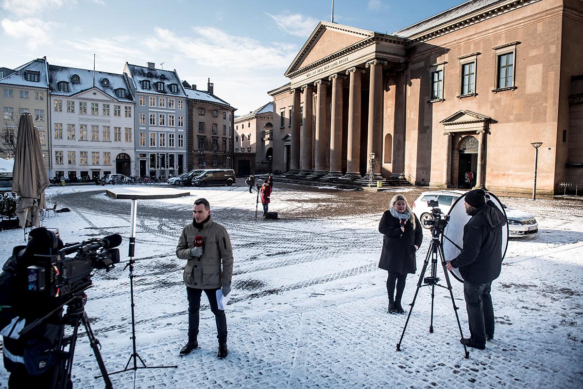 """Sous-marin danois: prison à vie requise contre Peter Madsen pour son crime """"bestial"""""""