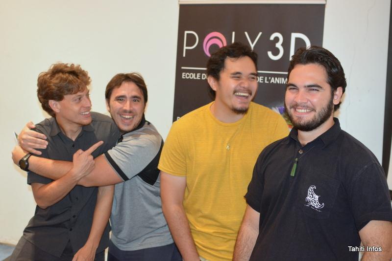 La première promo de Poly3D bientôt diplômée