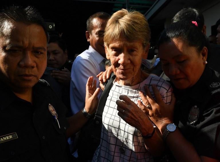 Manille ordonne l'expulsion d'une religieuse australienne ayant déplu à Duterte