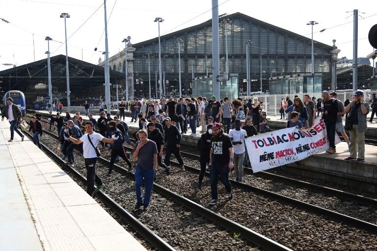 Réforme SNCF : le gouvernement doit aller au bout pour une majorité de Français