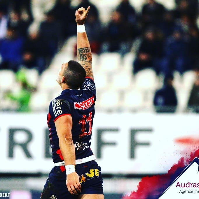 Rugby Pro D2 - Teiva Jacquelain : Le aito se blesse mais reste serein
