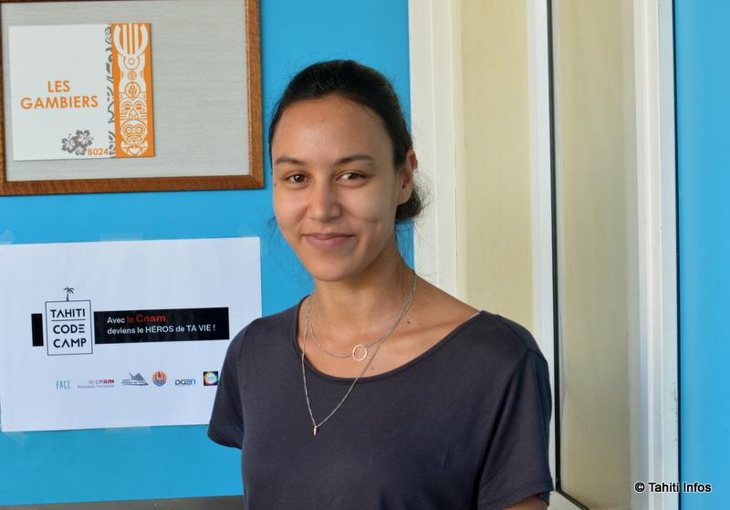 Le Tahiti Code Camp a commencé la formation de 21 futurs codeurs