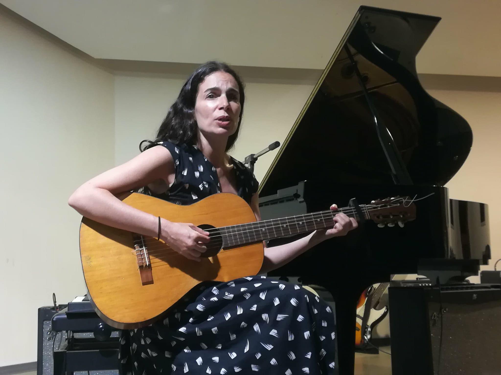 La chanteuse Yael Naim.