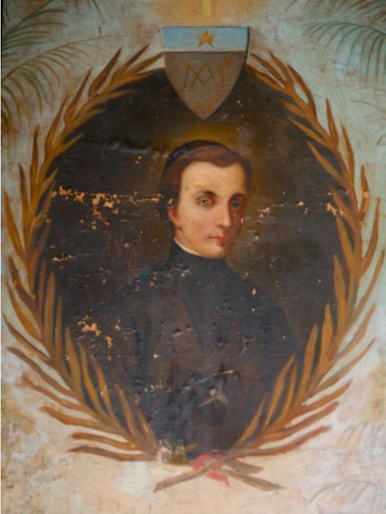 Dans la cathédrale St Michel de Rikitea, un hommage est rendu au père Honoré Laval, figure dominnate de l'évangélisation de l'archipel, ainsi qu'au père Caret dont la dépouille repose dans la crypte.