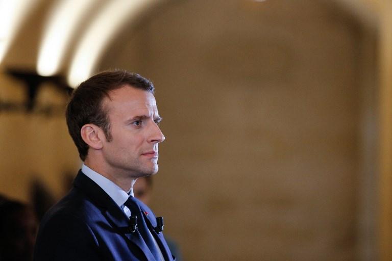 Défense, climat et gastronomie pour la visite de Macron en Australie