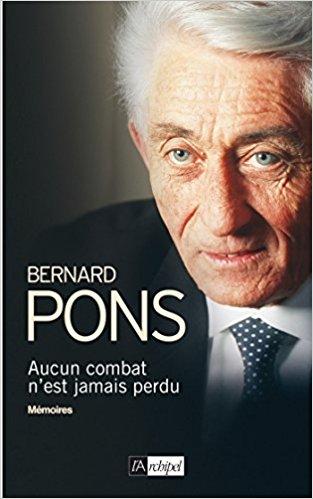 De Flosse à Temaru : l'ancien ministre Bernard Pons livre ses souvenirs