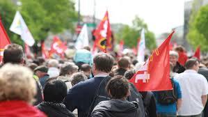 """Manifestation du 1er-Mai à Paris: risque de """"troubles à l'ordre public"""" selon la préfecture de police"""