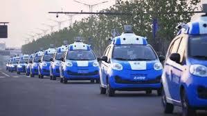 Voiture autonome: la Chine parée pour faire la course en tête