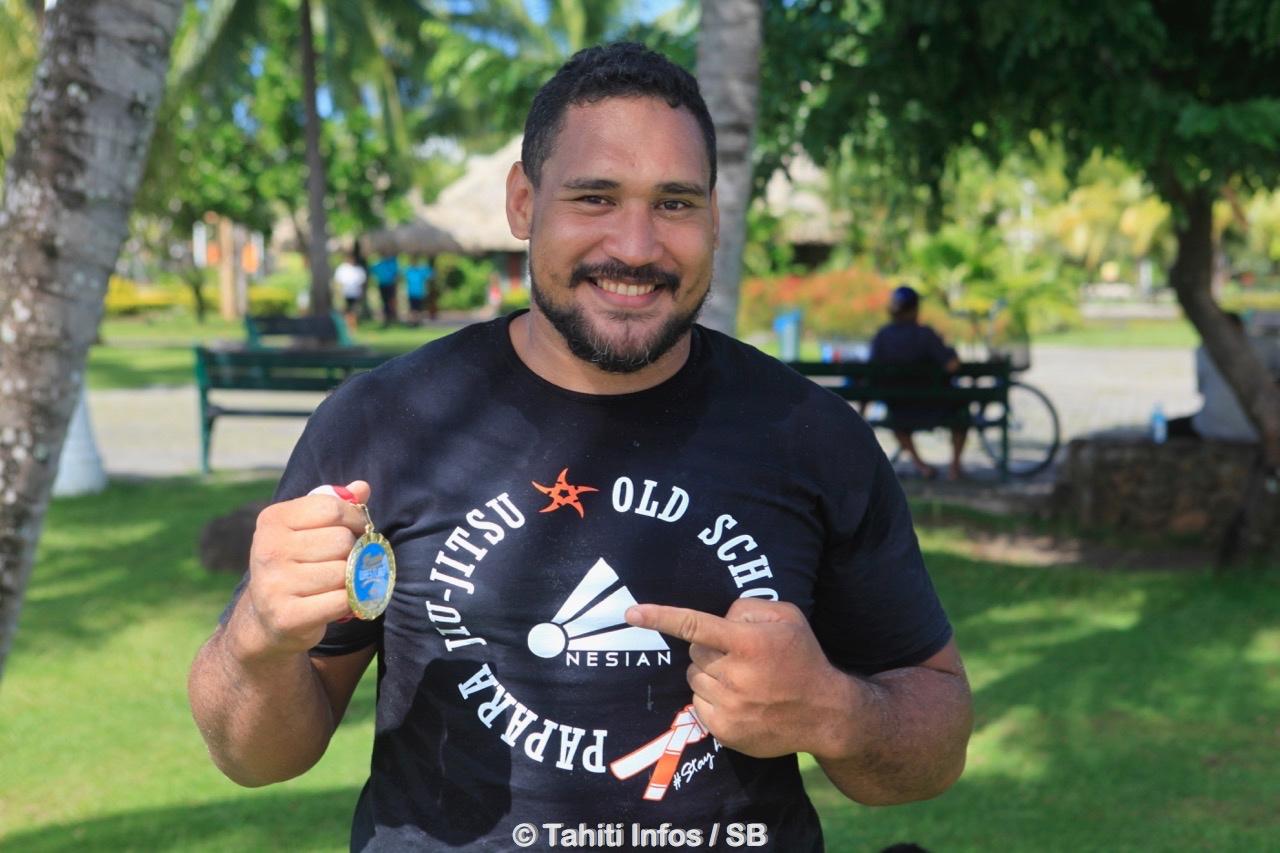 Loïc Tautu représentera de nouveau Tahiti aux prochaines Océania