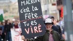 """La """"Fête à Macron"""" le 5 mai encadrée par deux services d'ordre"""