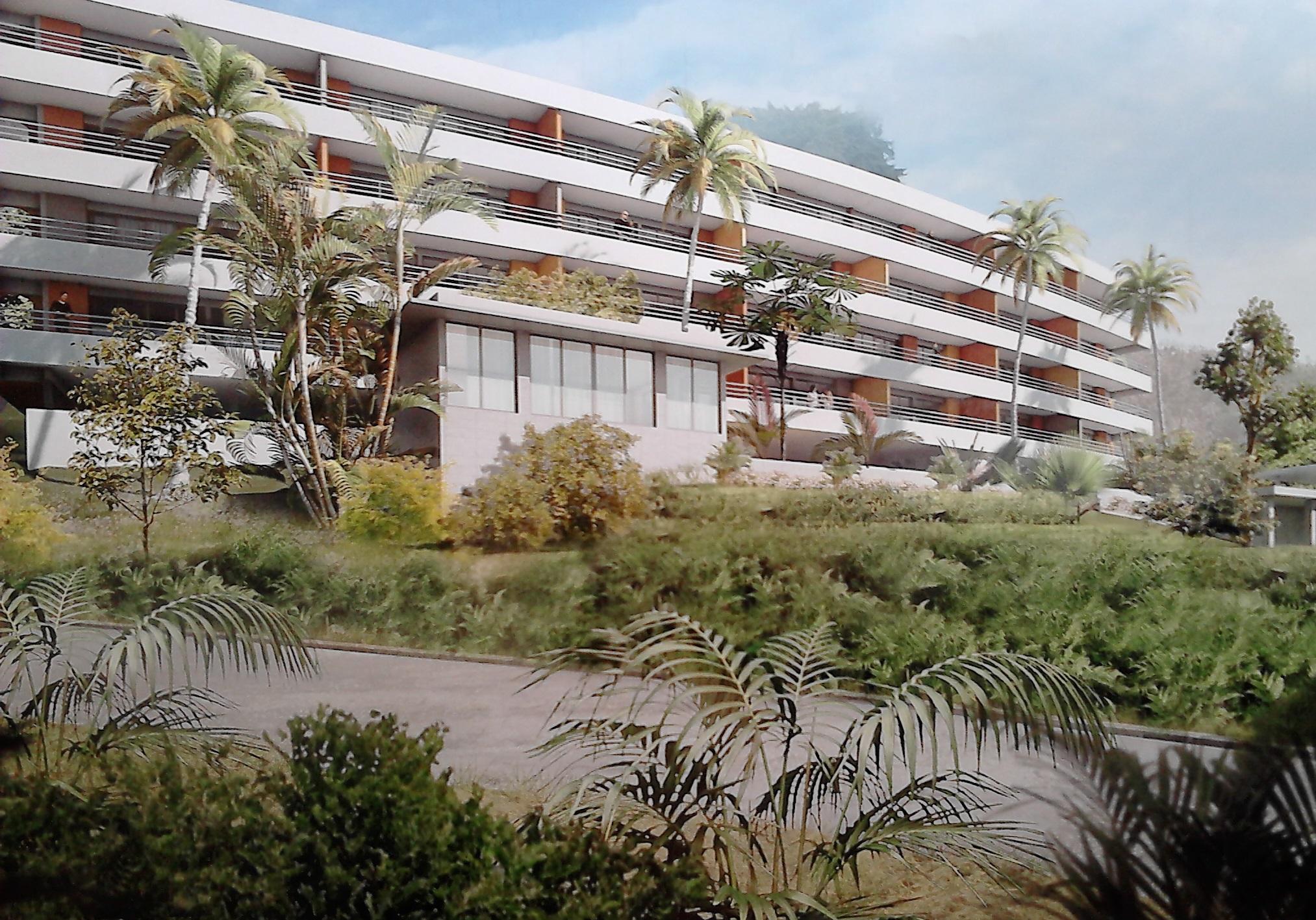 Une r sidence de haut standing de 25 logements punaauia - Residence de haut standing courchevel baltoro ...