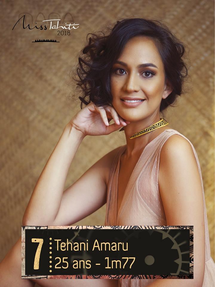 7- Tehani Amaru