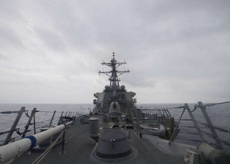 Mer de Chine: des missiles chinois sur trois îles disputées
