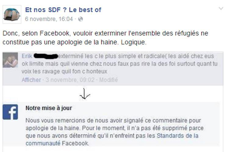 Sur les pages Facebook des grands médias, un commentaire sur dix est haineux (étude)