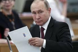Russie: Poutine a prêté serment en tant que président