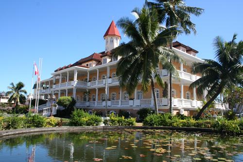 Certains services municipaux de Papeete fermés vendredi
