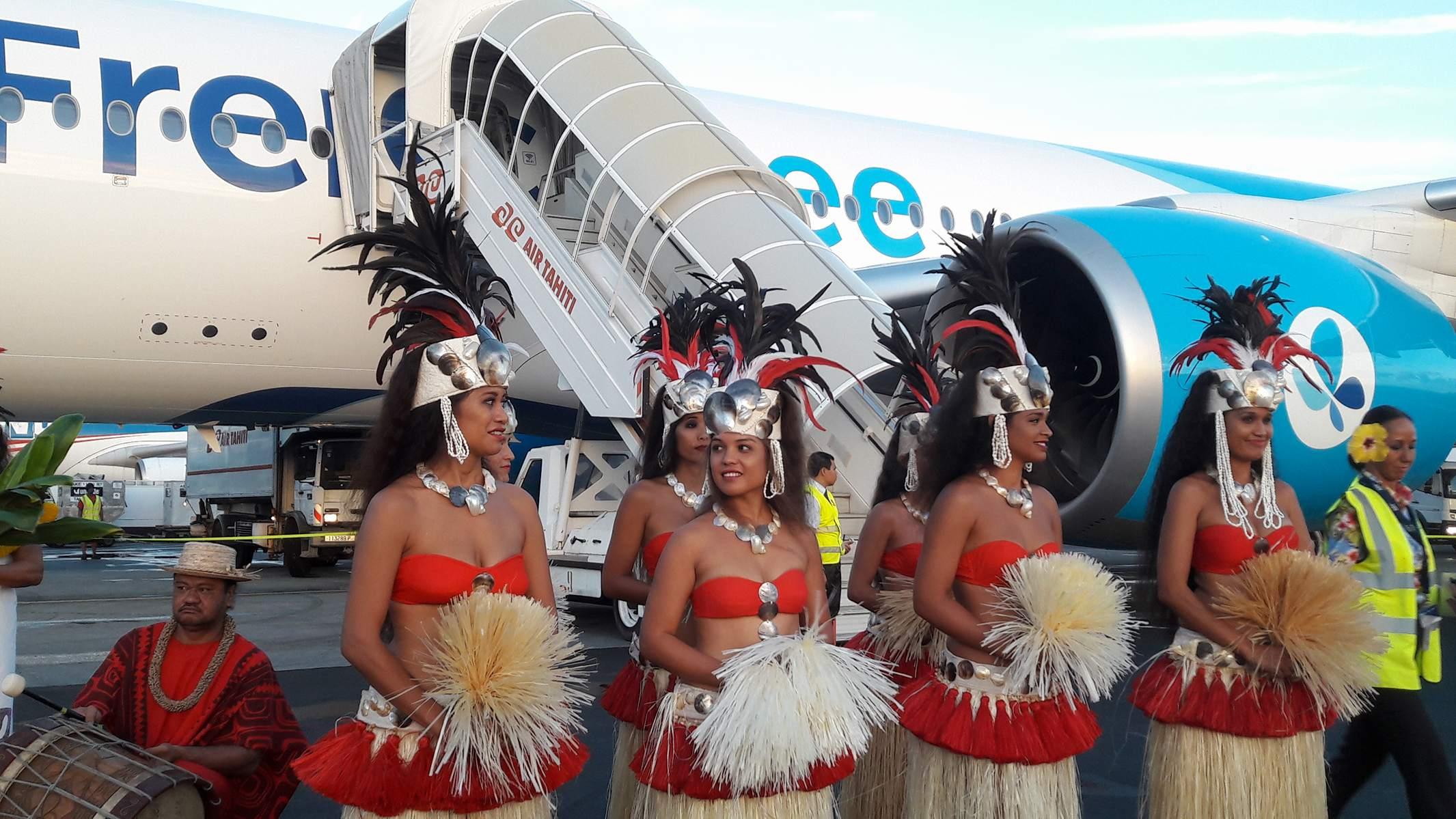 French Bee fait ses premiers pas en Polynésie