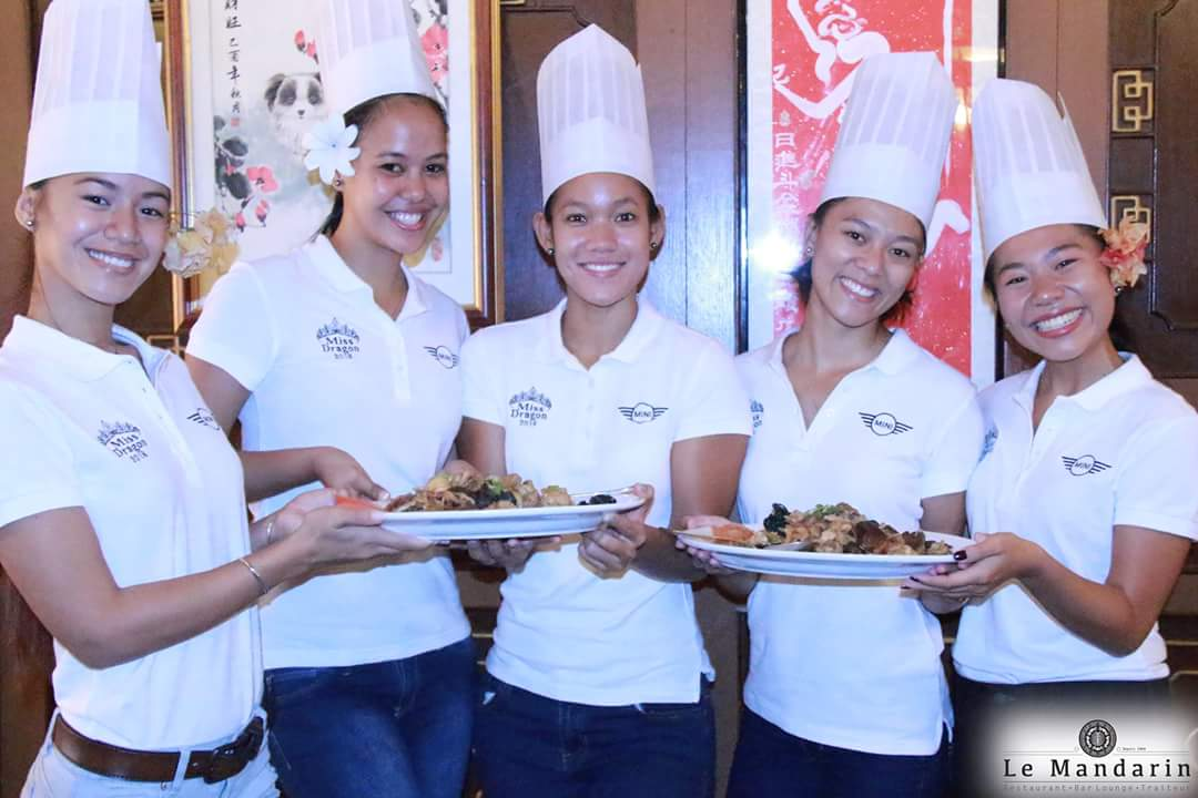 Miss Dragon : Les candidates s'essaient à la cuisine chinoise