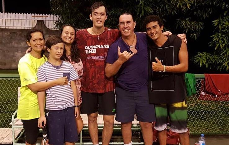 "Tennis - Championnat de Polynésie : Heve Kelley "" plafonne "" à Tahiti"