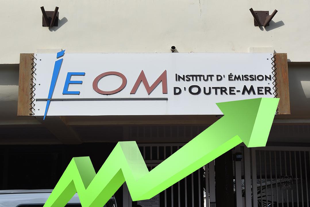 """L'IEOM a publié une note intitulée """"L'économie de la Polynésie française en 2017 - Une situation propice à la création d'emploi"""". Et effectivement les nouvelles sont bonnes."""