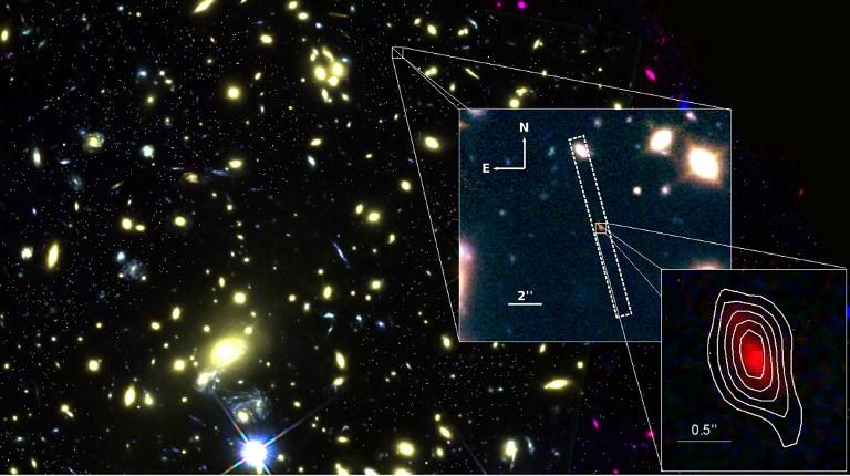 Les astronomes un peu plus près des premières étoiles