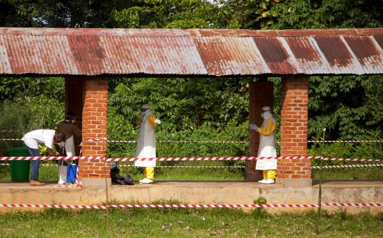 Ebola signalé en zone urbaine en RDC, l'OMS préoccupée