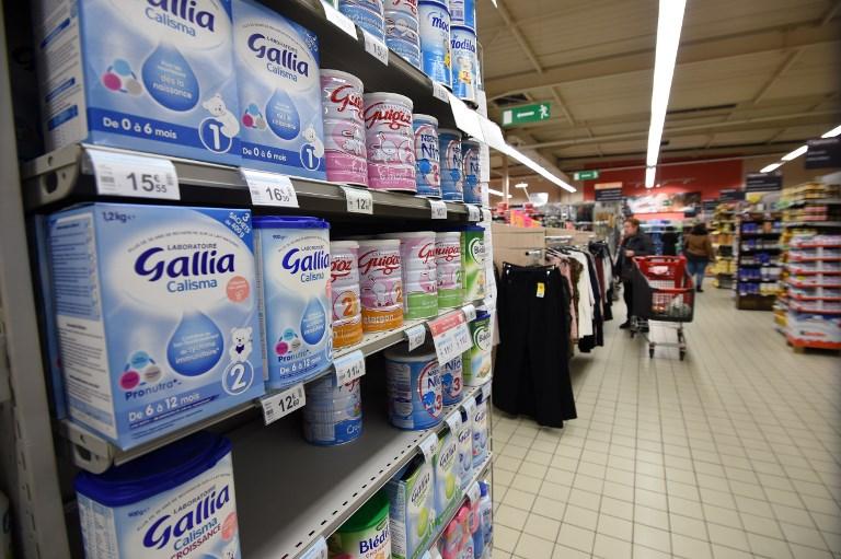 Australie: des supermarchés rationnent le lait pour bébé