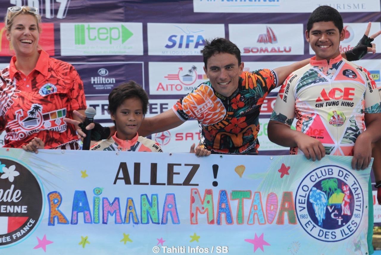 Raimana Mataoa avait terminé à la 2e place en 2017