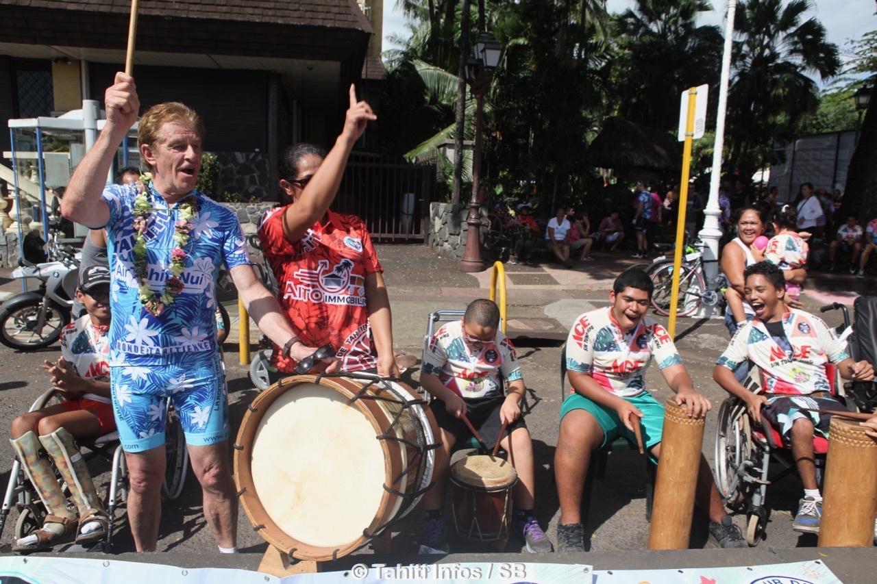 La Ronde Tahitienne, un évènement pas comme les autres