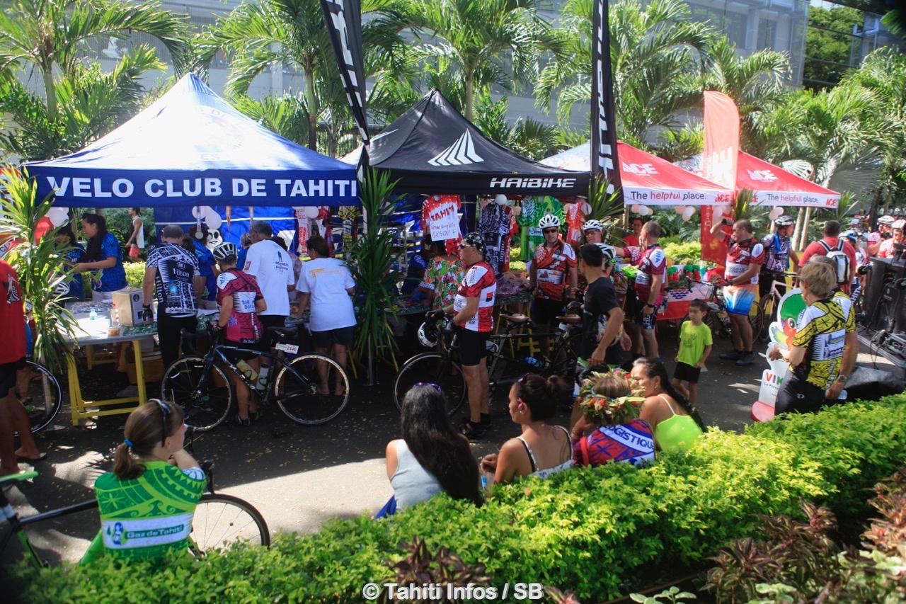 Une fête du vélo réussie