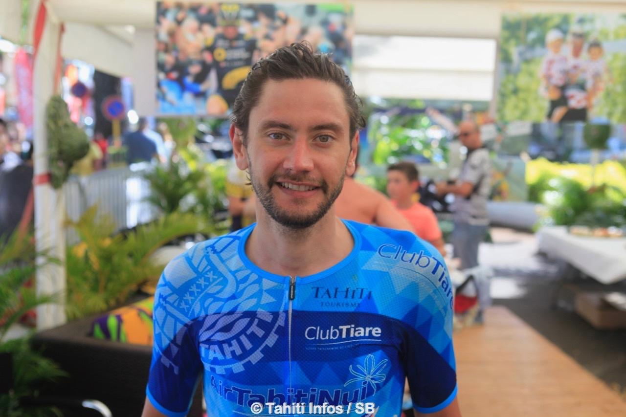 Cyclisme - La Ronde Tahitienne : Aventures humaines, interviews croisées