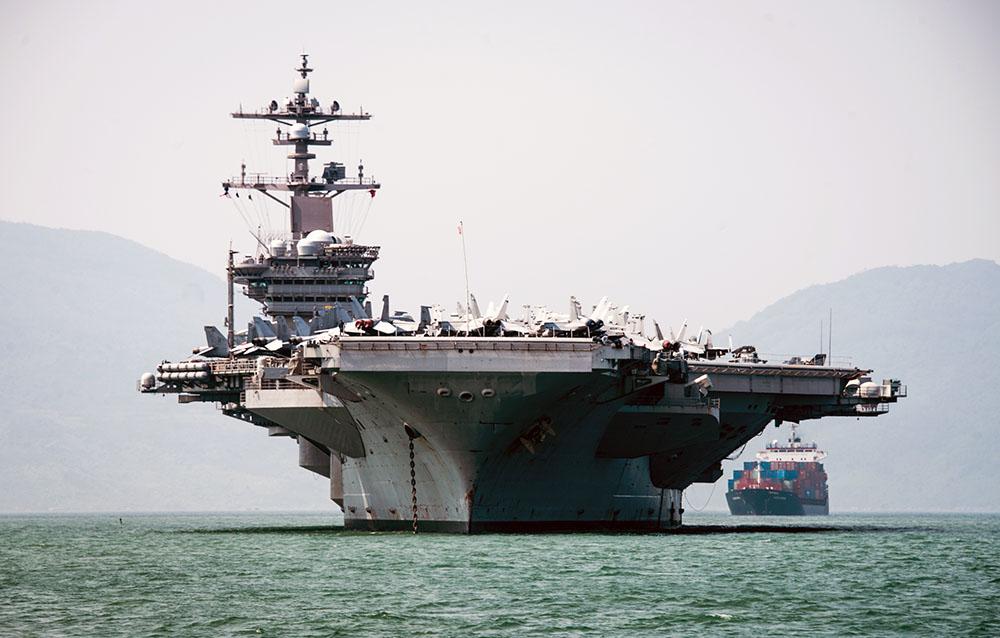 Washington exclut Pékin d'exercices militaires dans le Pacifique